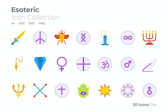 Esoteric Color Icon