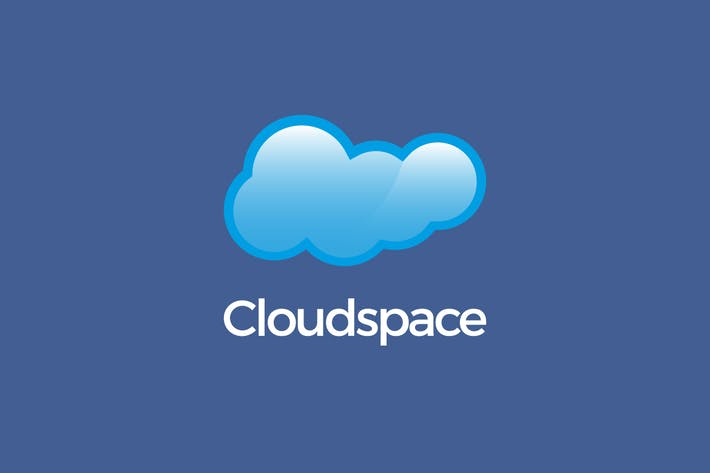 Thumbnail for Cloud-Space-Logovorlage