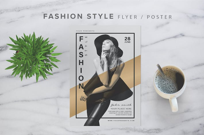 Thumbnail for Fashion Style Flyer
