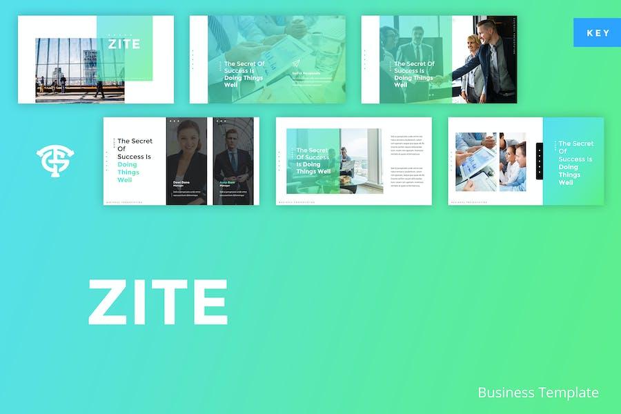 Zite Business - Keynote