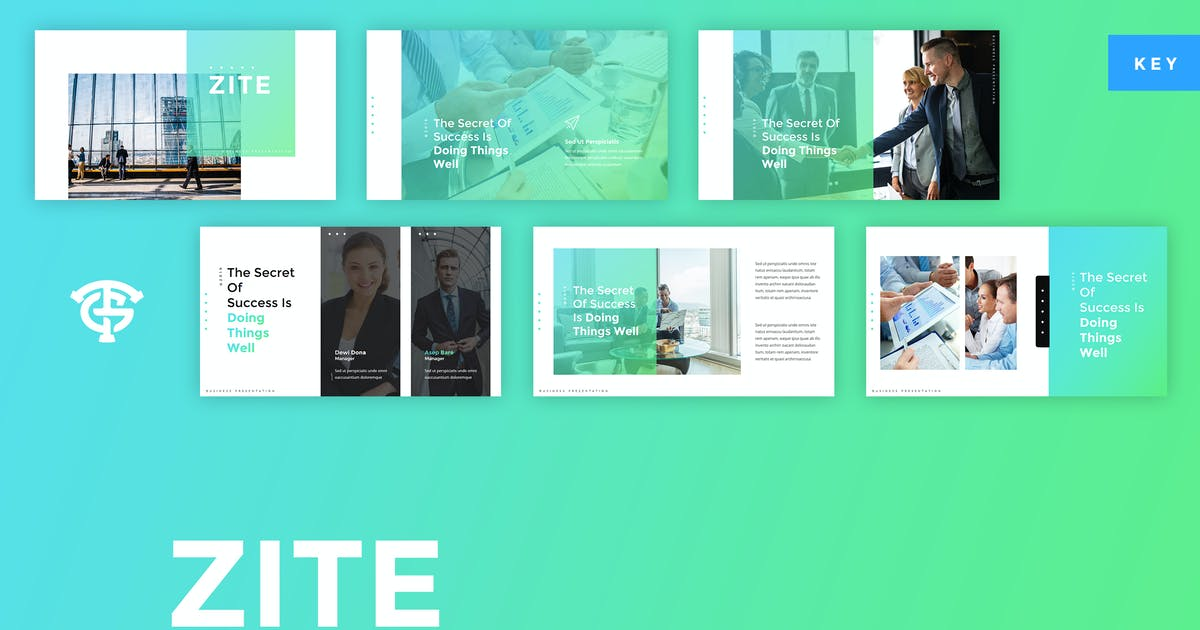 Download Zite Business - Keynote by graptailtype