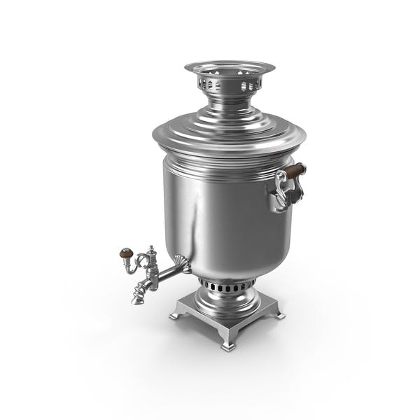 Thumbnail for Silver Samovar