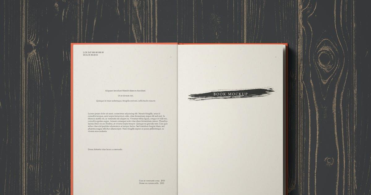 Download Book Mock-Up by professorinc
