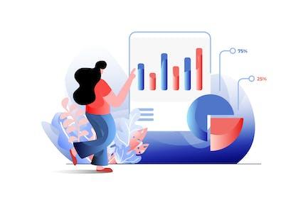 Statistic Analysis Business