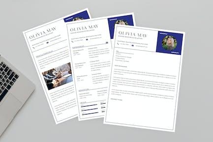 Human Resources Resume Designer