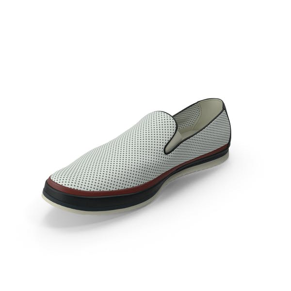 Men's Shoes White