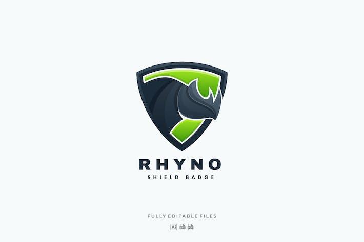 Thumbnail for Rhino Color Badge Logo