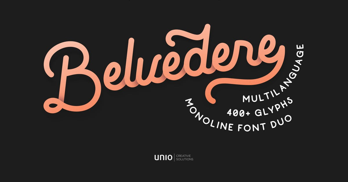 Download Belvedere by UnioCS