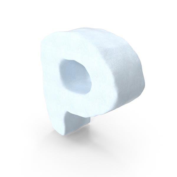 Snow Symbol P