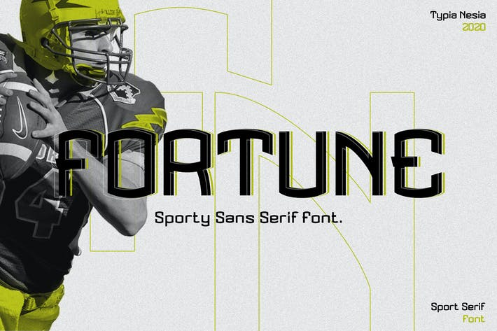 Thumbnail for Fortune - Sporty Display