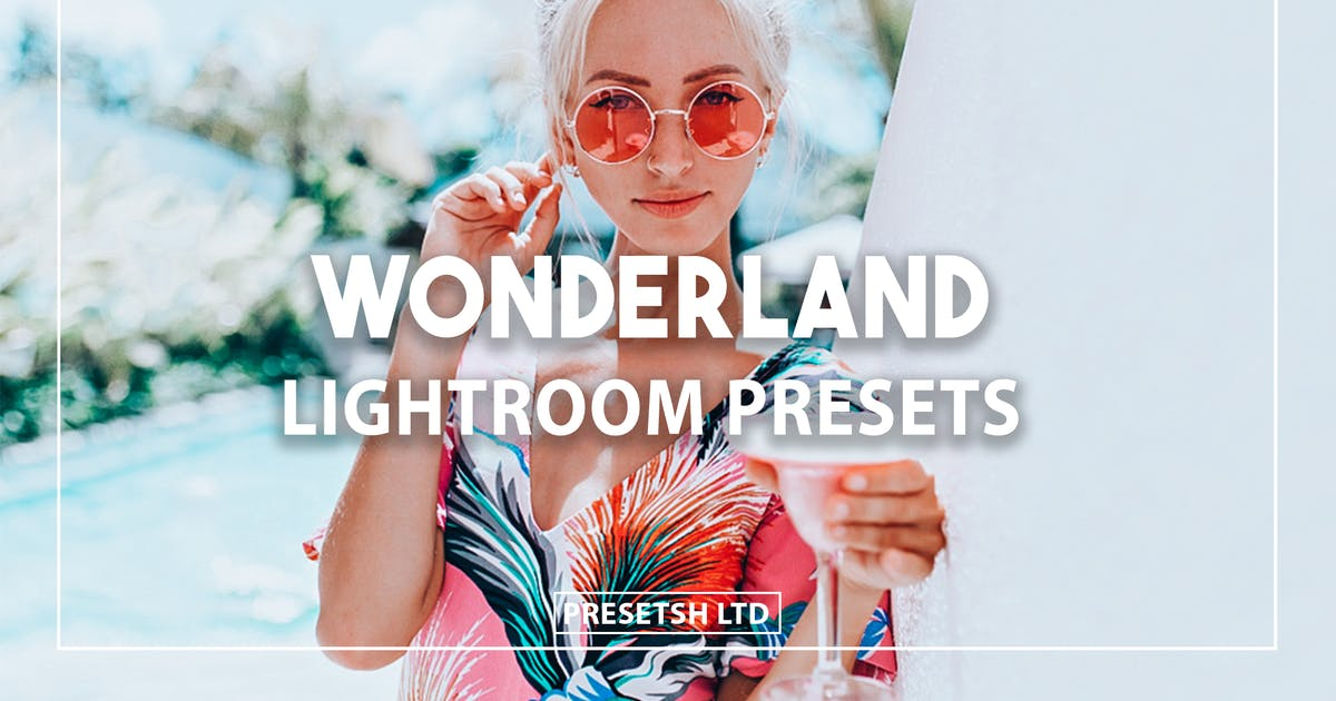 Download Wonderland Lightroom Presets by Presetsh