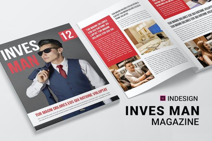 Thumbnail for Inves Man | Magazin