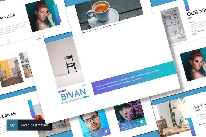 Thumbnail for Bivan - Interior Keynote Template