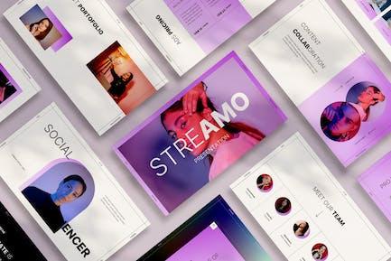 Streamo Powerpoint