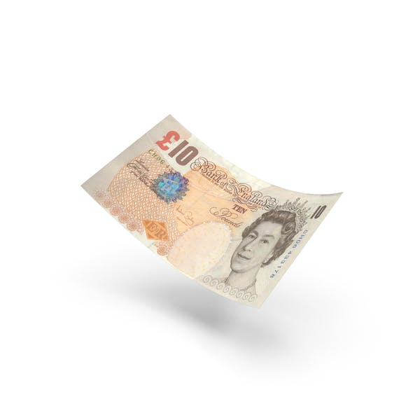 Cover Image for 10 Pound Note