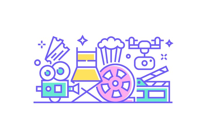 Thumbnail for Film und Filmen