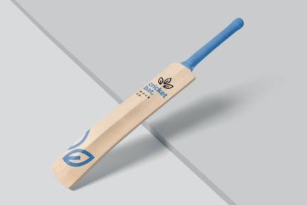 Cricket Bat Mockups