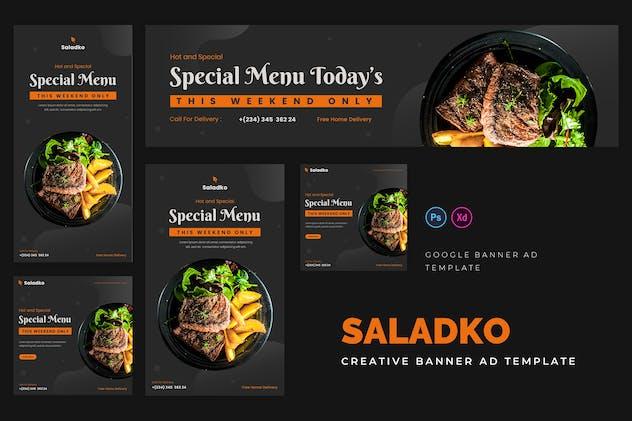 Saladko Google Ads