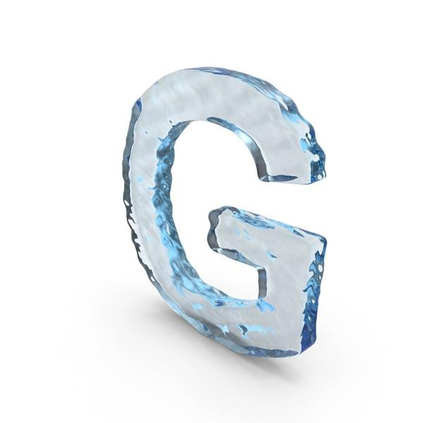 Thumbnail for Water Letter G