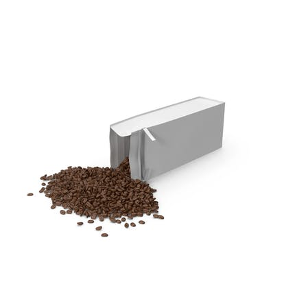 Kaffeebohnen Paket