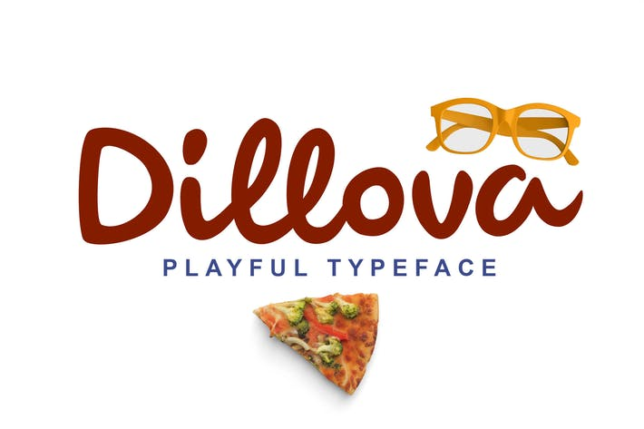 Thumbnail for Dillova Playful Script