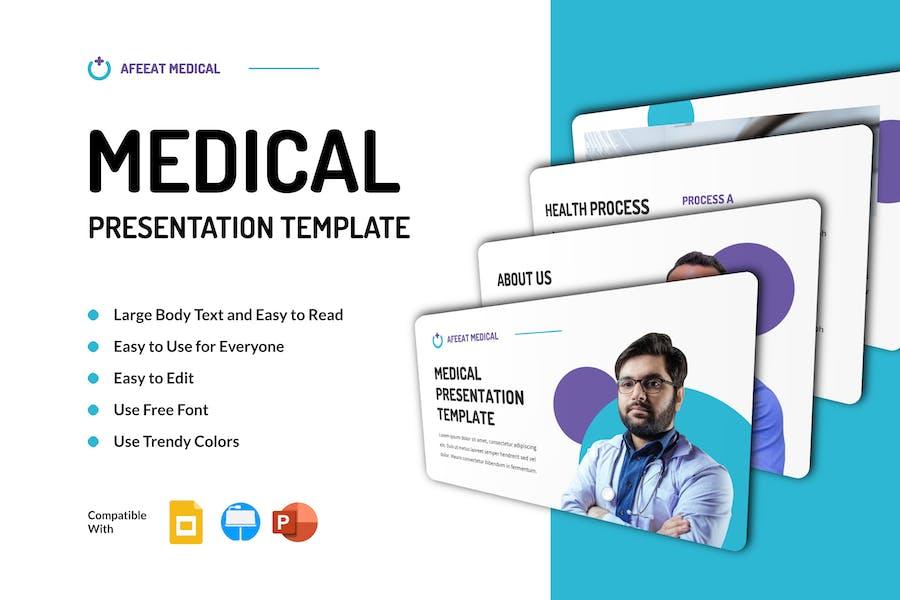 AFEEAT - Medical Presentation Template