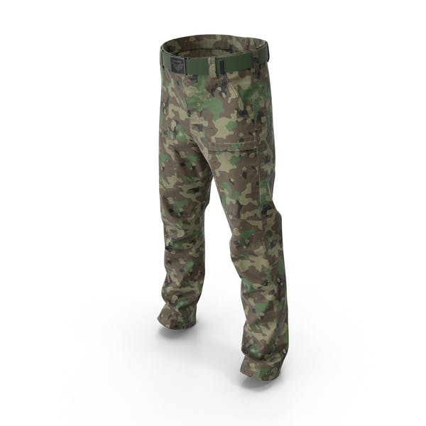 Thumbnail for Camouflage Cargo Pants