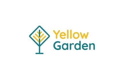 Yellow Garden Logo