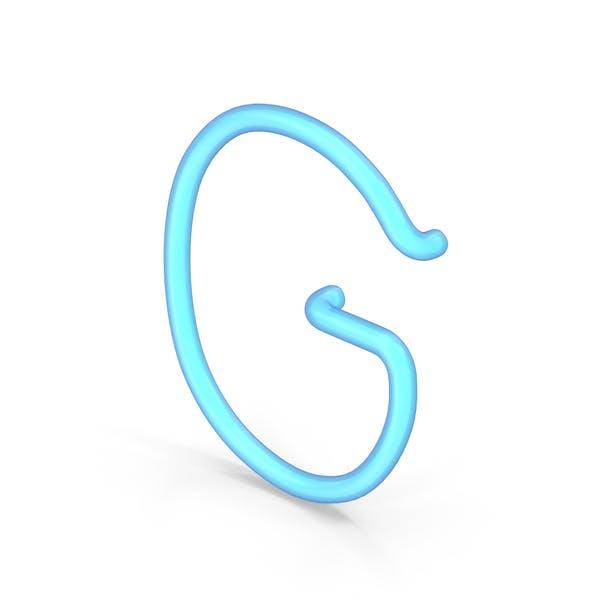 Thumbnail for Neon Letter G