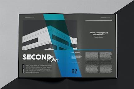 Chiaroscuro Magazine Template