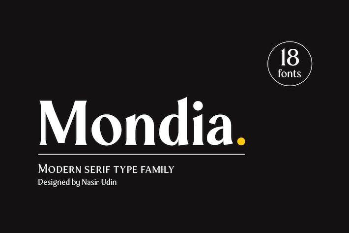 Thumbnail for Mondia