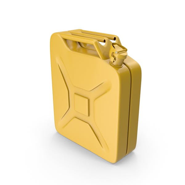 Cover Image for Yellow Fuel Can