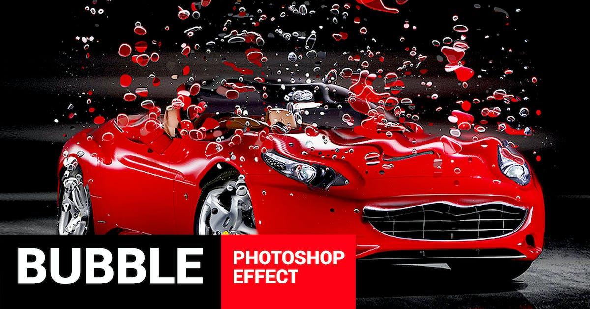 Download Bubblum - Bubble Generator Photoshop Action by profactions