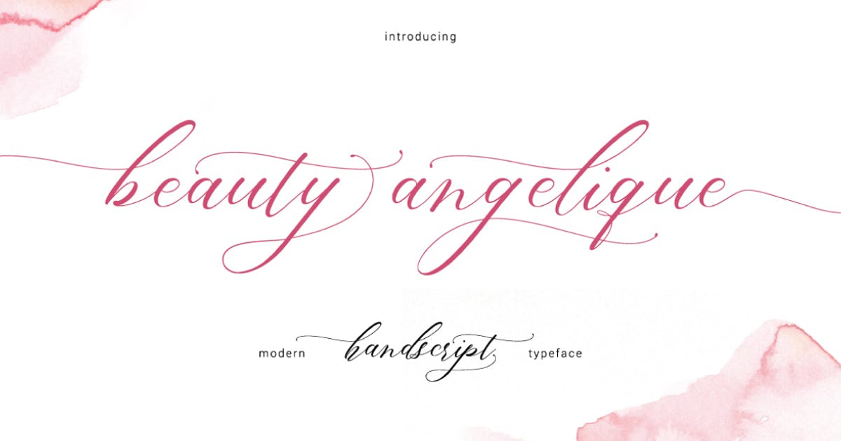Beauty Angelique Script by thirtypath