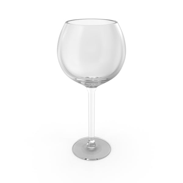 Thumbnail for Empty Wine Glass