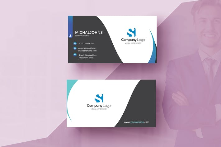 Thumbnail for Business Card Template Download