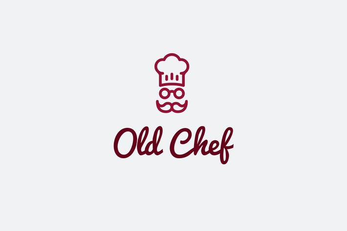 Thumbnail for Old Chef Logo
