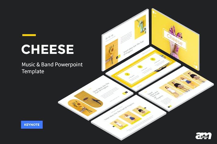 Thumbnail for Cheese Keynote