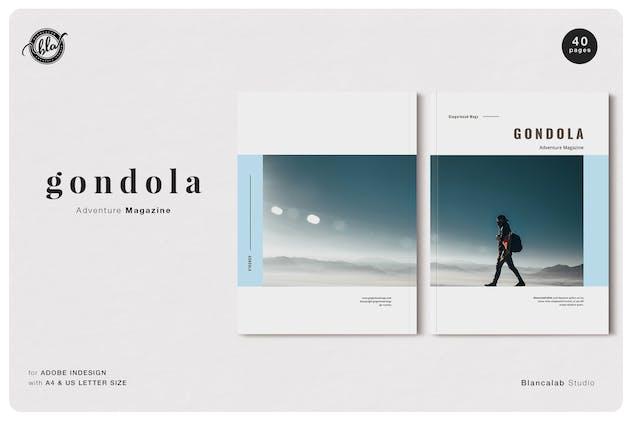 GONDOLA Adventure Magazine - product preview 0