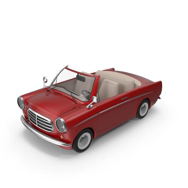 Thumbnail for Cartoon Car Red