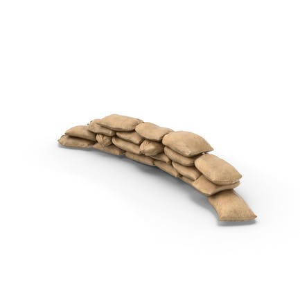 Sandbag Barricade