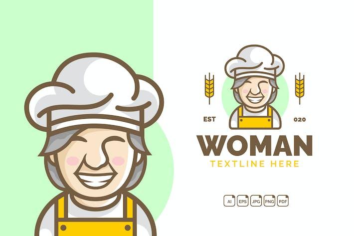 Thumbnail for Mother Bakery Modern Logo Design