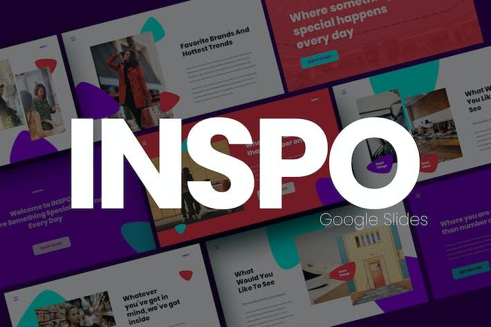 Thumbnail for INSPO - Stylish Google Slides
