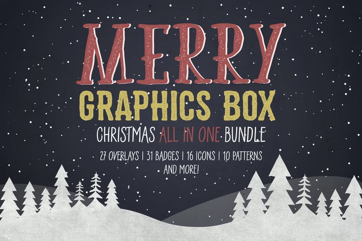 Cover Image For Merry Graphics Box