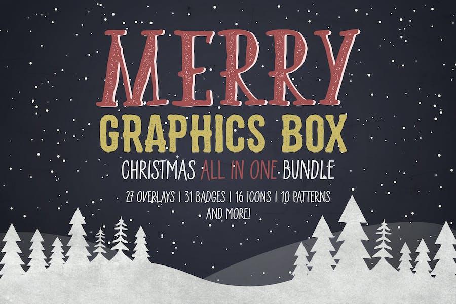 Merry Graphics Box