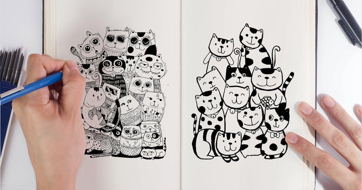 Download Sketch Book Mock by RetroBox