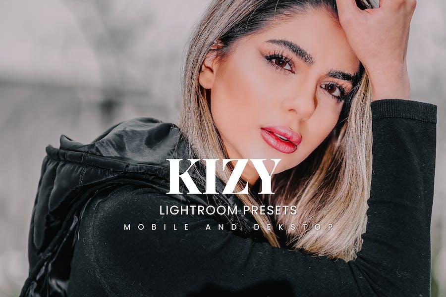 Kizy Lightroom Presets Dekstop and Mobile