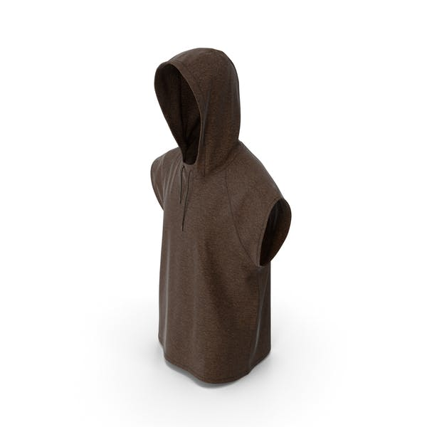 Thumbnail for Men's Vest Brown