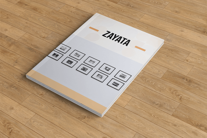 Thumbnail for Zayata – Interior Deco Lookbook