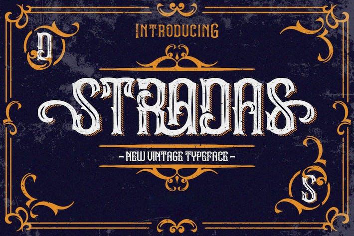 Fuente de visualización Stradas